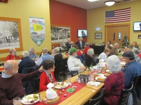 Tualatin Valley Rock and Gem Club December Banquet (2)
